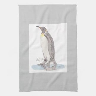 King Penguin Kitchen Towel