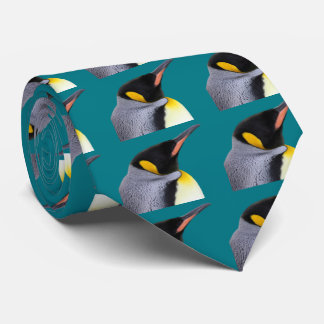 King Penguin Neck Tie