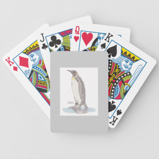King Penguin Playing Cards