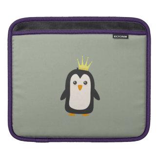 King Penguin Sleeve For iPads