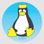 king penguin stickers