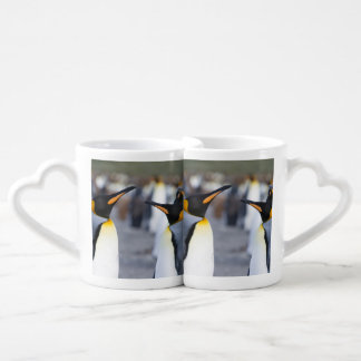 King Penguins Coffee Mug Set