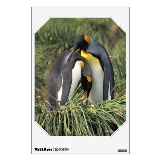 King penguins Lovers Wall Sticker