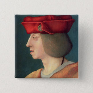 King Philip I `The Handsome' of Spain Pinback Button
