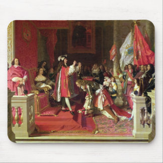 King Philip V  of Spain Mouse Pad