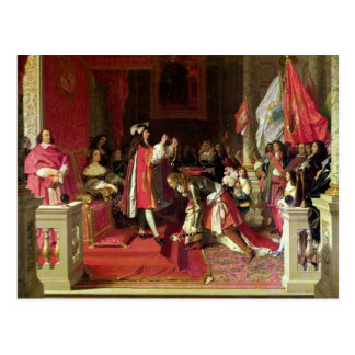 King Philip V  of Spain Postcard