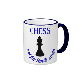 King Piece - Chess Mug - Chess Party Favors