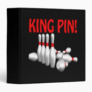 King Pin 3 Ring Binder