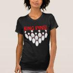 King Pins Tee Shirts