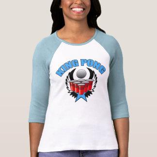 King Pong 3 - Beer Pong T-shirts
