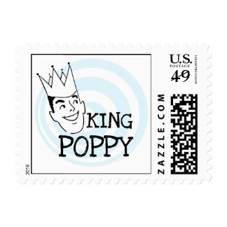 King Poppy T-shirts and Gifts Postage