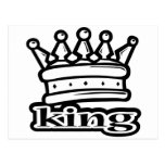 King Post Cards