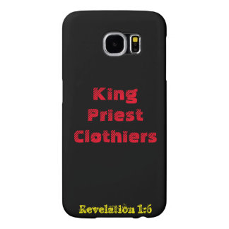 King/Priest Clothiers phone case