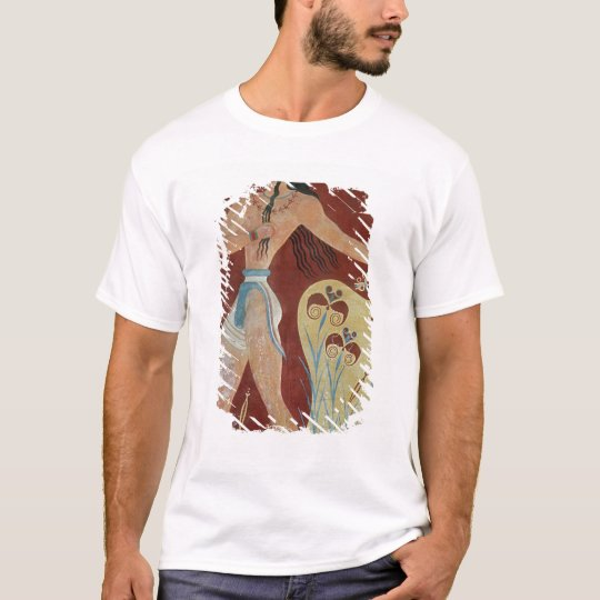 King-Priest or Prince with Lilies T-Shirt