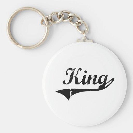 King Professional Job Key Chain