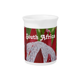 King Protea Drink Pitcher