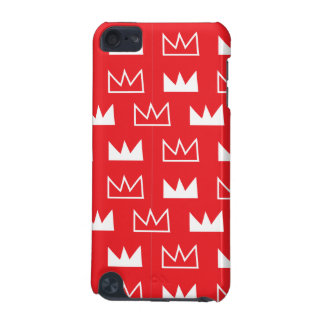 King Queen Diva Red Crown iPod Touch 5G Case