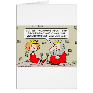 king queen dungeon proletariat bourgeoisie card