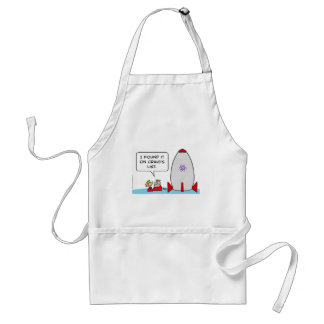 king queen missile craigs list adult apron