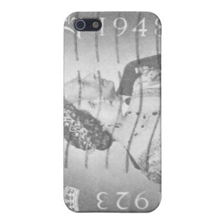 King & Queen of England iPhone SE/5/5s Case