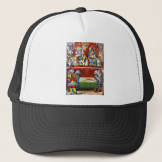 King & Queen of Hearts - The Knave of Hearts Trial Trucker Hat