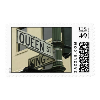 King & Queen Street, Charleston, SC Postage