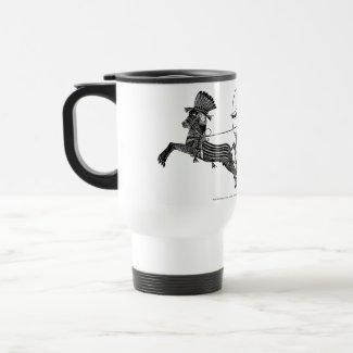 King Ramesses II and his Sons Mug mug