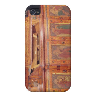 King Rene's Honeymoon cabinet Case For iPhone 4