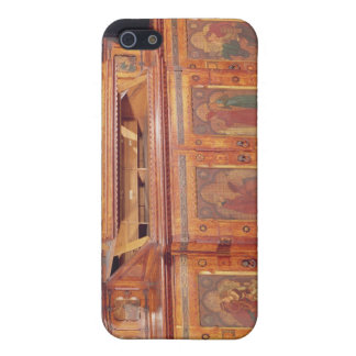 King Rene's Honeymoon cabinet Cover For iPhone SE/5/5s