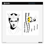 King Richard Case for Kindle Fire Decals For Kindle Fire