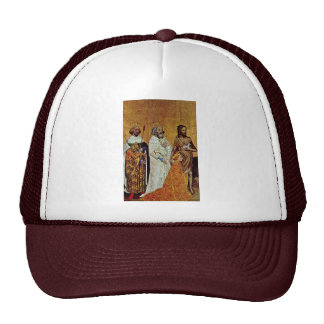 King Richard Ii Of England Is By Its Patron Saint Hat