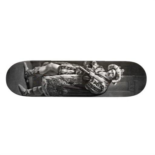 King Richard III 1814 Skateboard Decks