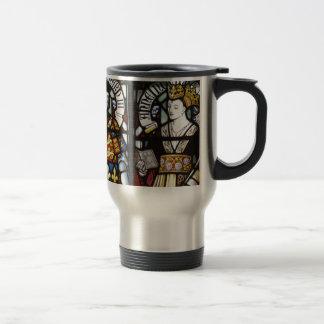 King Richard III and Queen Anne of England Travel Mug
