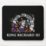 KING RICHARD THE THIRD MOUSE PAD