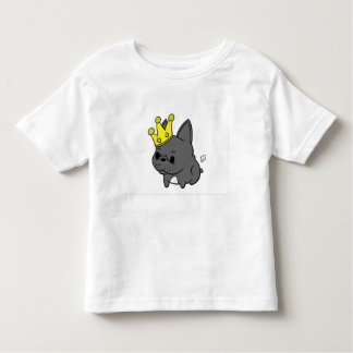 King Rocco Shirt for Toddlers (Black)