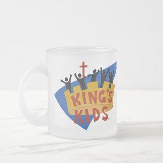 King s Kids Logo Mug