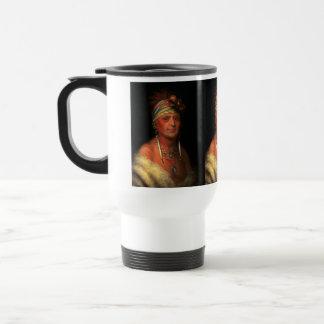 "King's ""White Plume"" mug - choose style"