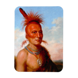 """King's """"Wicked Chief"""" magnet"""