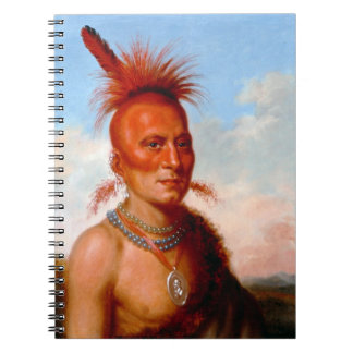 """King's """"Wicked Chief"""" notebook"""