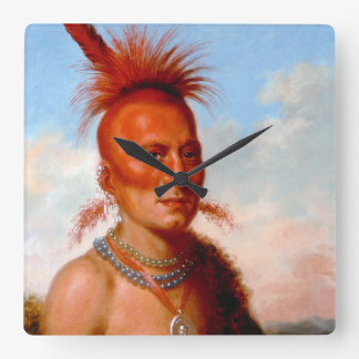 """King's """"Wicked Chief"""" wall clock"""