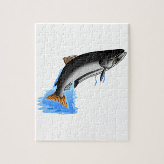 King Salmon Jigsaw Puzzles