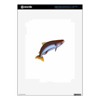 King Salmon Skins For iPad 3