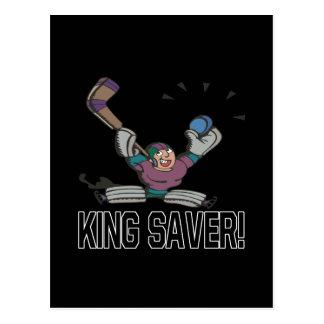 King Saver Postcard