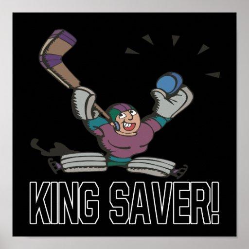 King Saver Poster