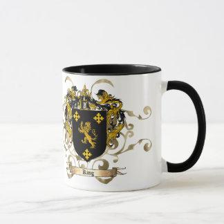 King Shield / Coat of Arms Mug