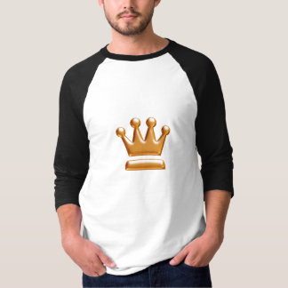 King Size 3/4 Sleeve Classic..! T-Shirt