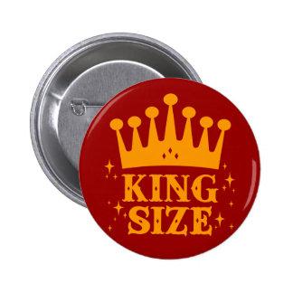 King Size Fun Button