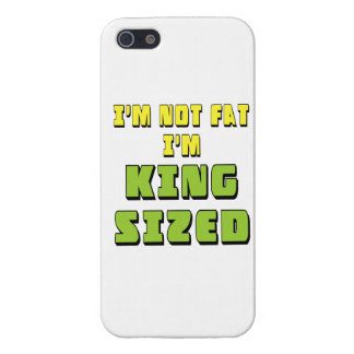 King Sized iPhone SE/5/5s Cover