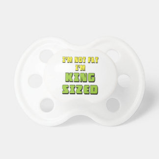King Sized Pacifier
