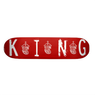King Skateboard Deck